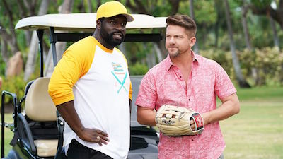Magnum, P.I. (2018) 01x17 : Black is the Widow- Seriesaddict